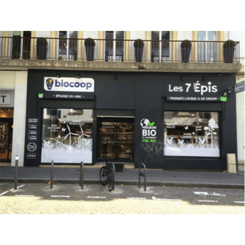 le 17 juin le deuxi me magasin biocoop a ouvert dans le centre ville de lorient limoges. Black Bedroom Furniture Sets. Home Design Ideas